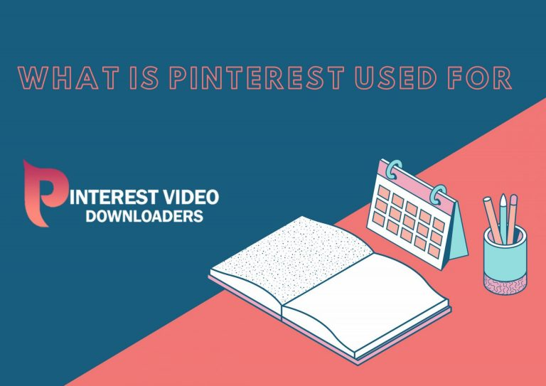 WHAT IS PINTEREST USED FOR